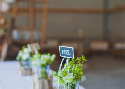 Apéro - Hochzeitsdekoration