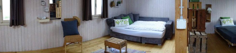 Einrichtung Bed and Breakfast