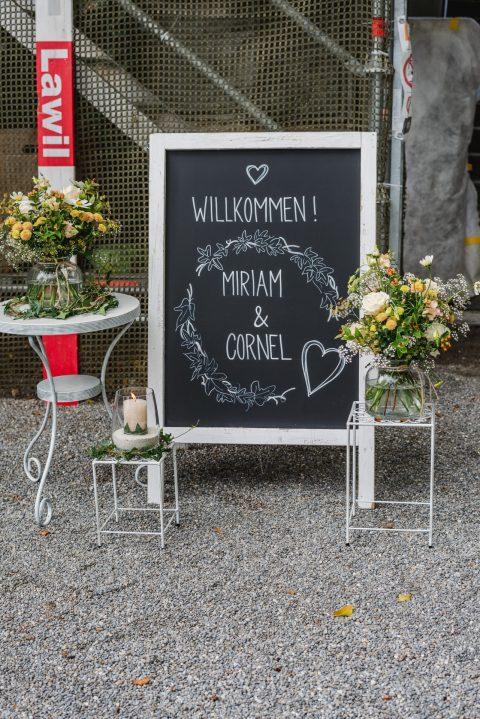 Willkommen zur Hochzeit von Miriam&Cornel - Foto by Alexandra Rätzer Photography