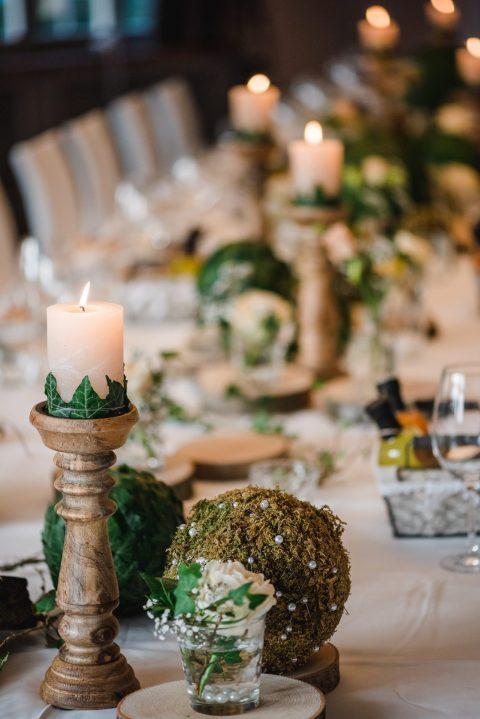 Details Hochzeitstisch - Foto by Alexandra Rätzer Photography