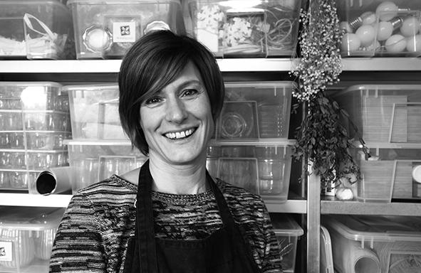 Evelyn Schmitz, Floristin
