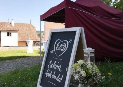 Willkommen zur Hochzeit von E&D