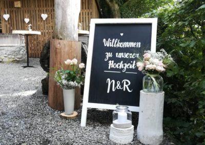 Willkommen zur Hochzeit von N&R