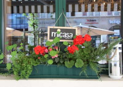 Micasa Popup Restaurant by kreationell