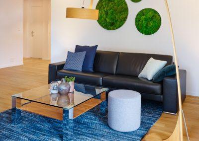 Einrichtungsprojekt Privat-Immobilie